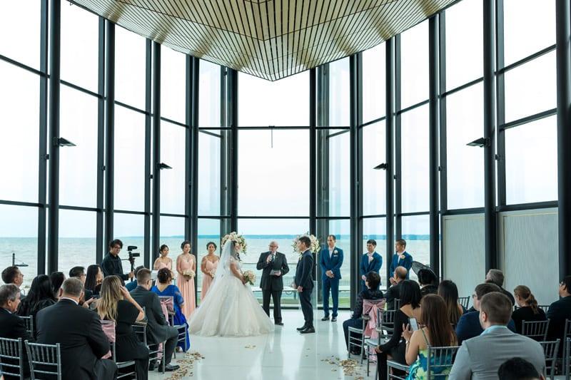 Waterfront Wedding at Spencer's, Burlington, ON