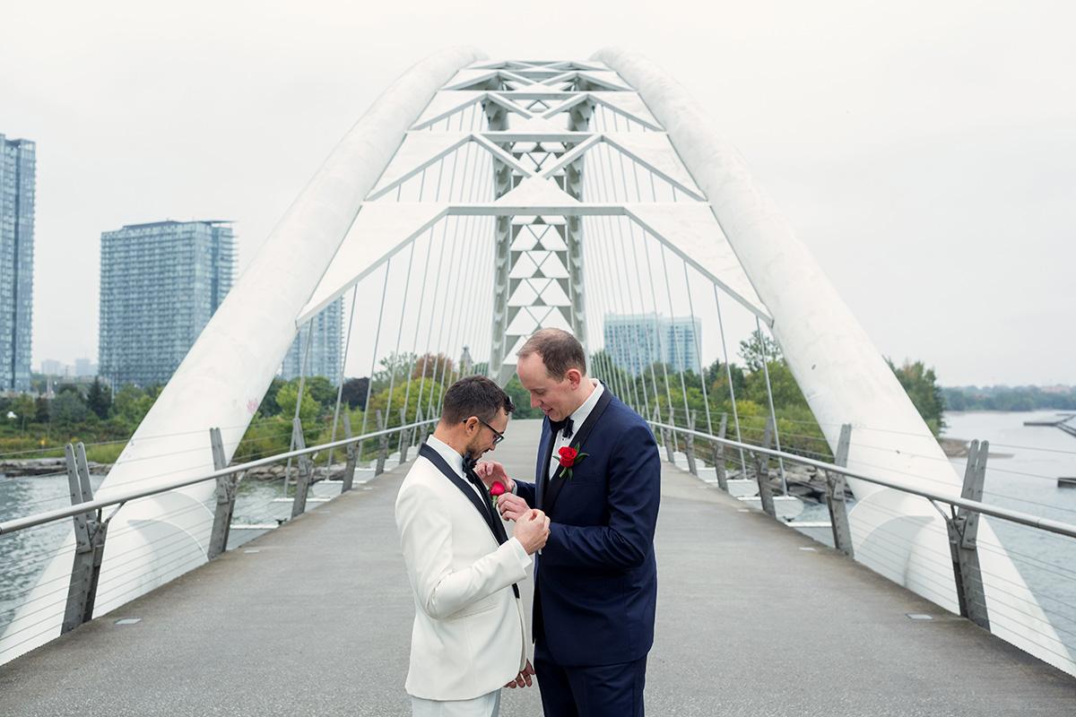 gay wedding toronto